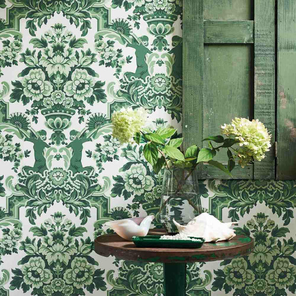 Lola Wallpaper - Cole & Son