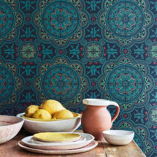 Piccadilly Wallpaper - Cole & Son - Seville Range