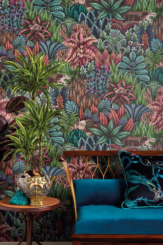 Singita Wallpaper Cole & Son
