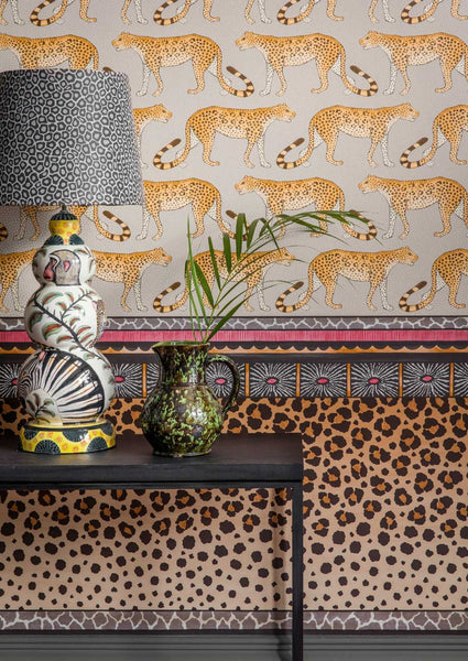 Cole & Son Wallpaper - Zulu Border