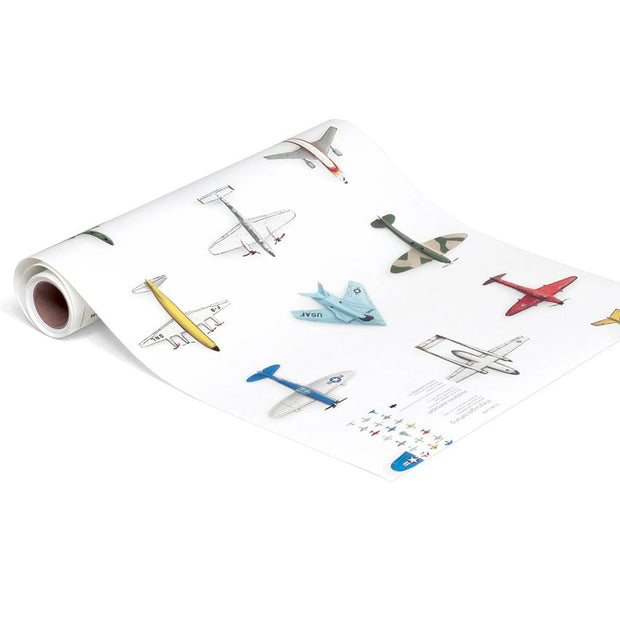 Airplanes Wallpaper by Studio Ditte