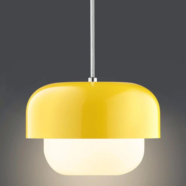 Haipot Pendant Light by Dyberg Larsen - Yellow