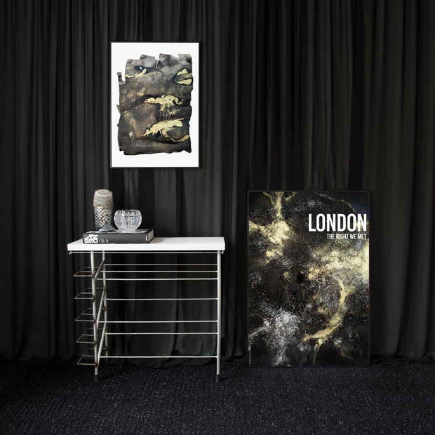 London and Afterglow Prints