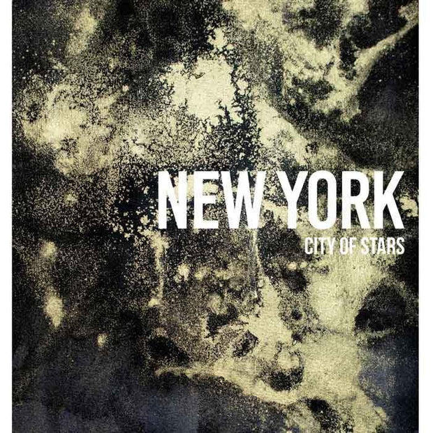New York Night Unframed Print