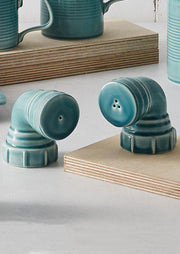 Stolen Form Salt and Pepper Pipes - Blue