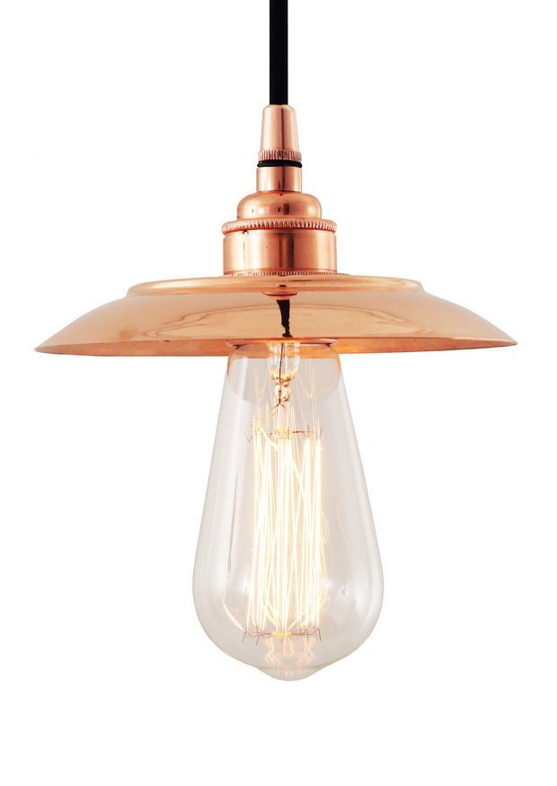 Suva Industrial Pendant Light  - Mullan Lighting
