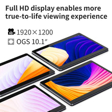 "Load image into Gallery viewer, ALLDOCUBE M5XS Android 8.0 Tablet (10-core MTK X27 CPU, Dual 4G LTE, 10.1"" 1920*1200 IPS Display, 3GB RAM, 32GB ROM, 2.0MP & 5.0MP Camera, GPS)"