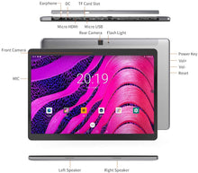 "Load image into Gallery viewer, ALLDOCUBE iPlay10 Pro Android 9.0 Tablet (10.1"" 1920*1200 IPS Display, 3GB RAM, 32GB ROM, Quad Core MTK8163 CPU, 2.0MP & 5.0MP Camera, GPS, HDMI)"