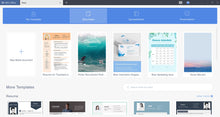 Load image into Gallery viewer, WPS Office Template - Writer