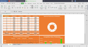 WPS Office - Spreadsheet