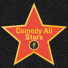 Load image into Gallery viewer, Comedy All Stars - Saturday, 28th March