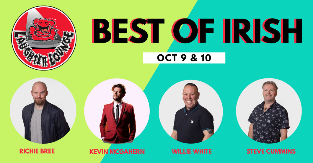 Best of Irish - Saturday, 10th October