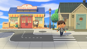 ACNH Street Tiles: How to Make Streets in Animal Crossing