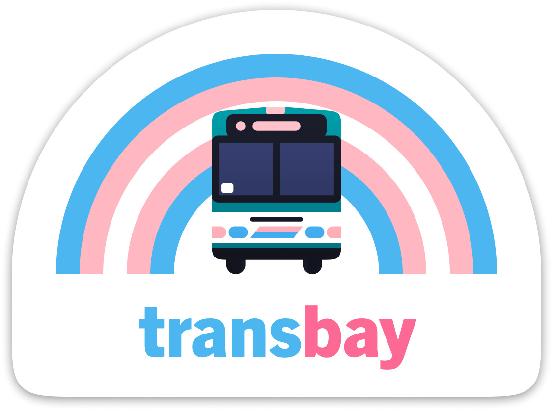 Trans-Bay Sticker – AC Transit
