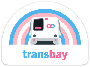 Trans-Bay Sticker – BART