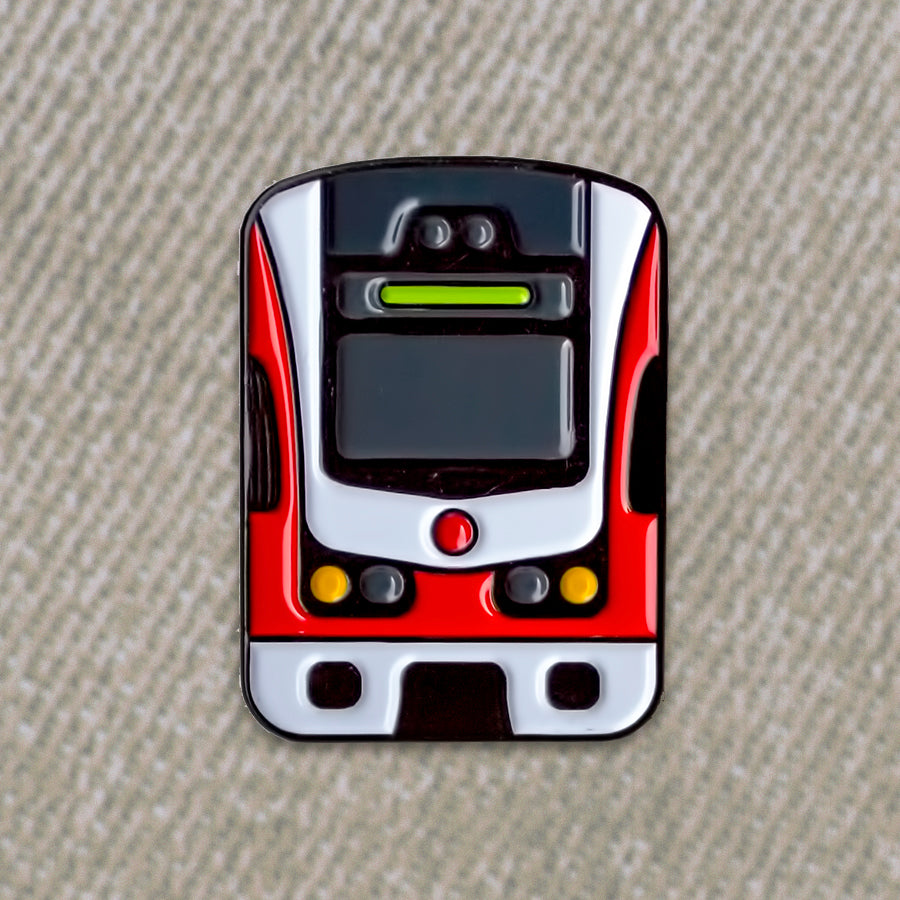 Caltrain Future Pin