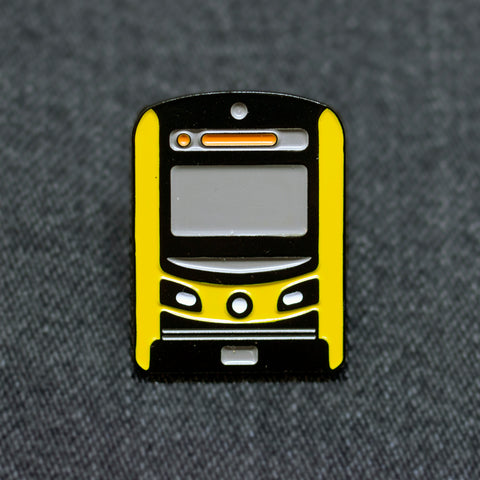 LA Metro Light Rail Pin