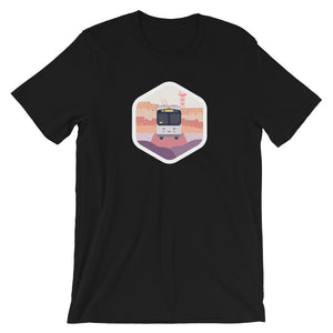 Happy Bus Hexagon Shirt