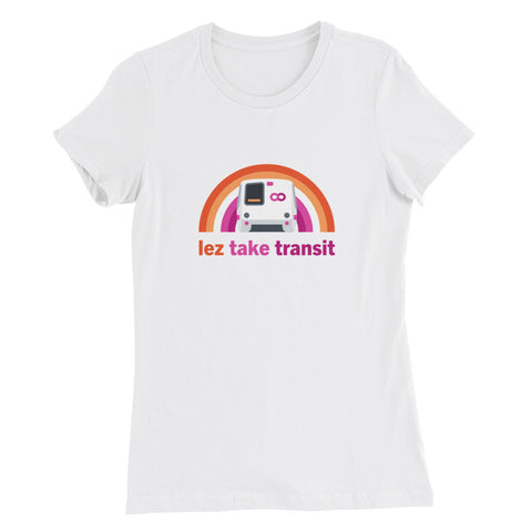 Lez' Take Transit: BART – Women's Fit