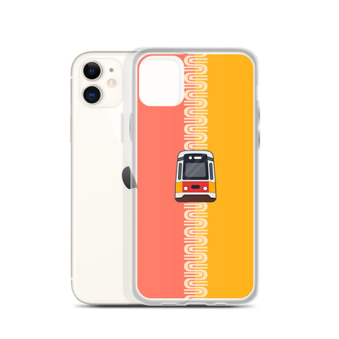 Retro Muni iPhone Case