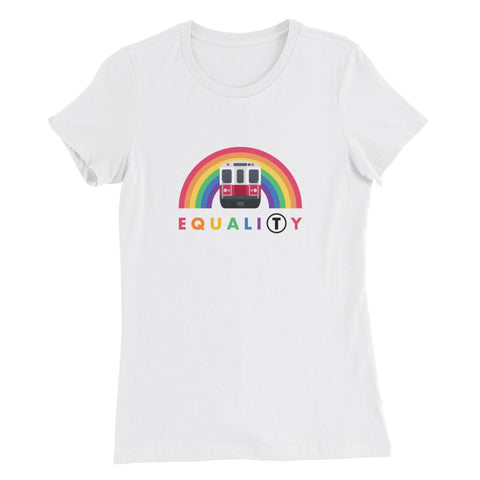 Equali(T)y Shirt: MBTA – Women's Fit