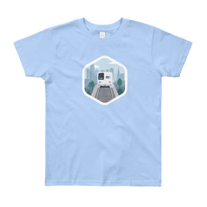(8yrs – 12yrs) Happy BART Hexagon Shirt