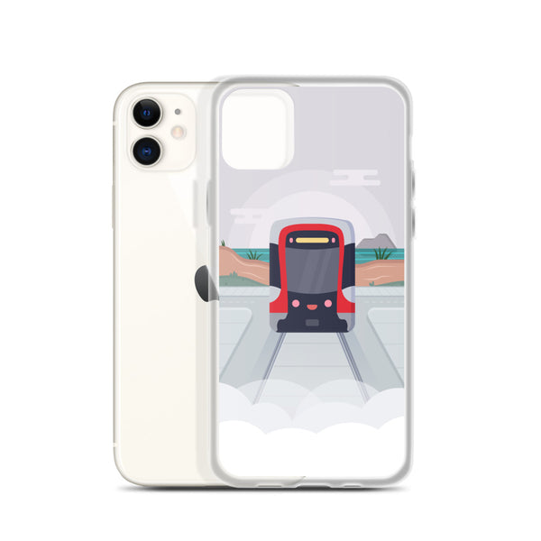 Ocean Beach Muni iPhone Case