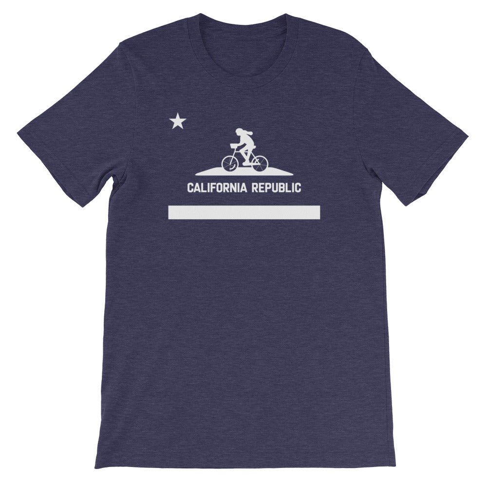 California Republic Bike Shirt