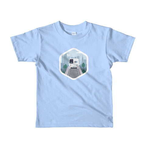 (2yrs – 6yrs) Happy BART Hexagon Shirt