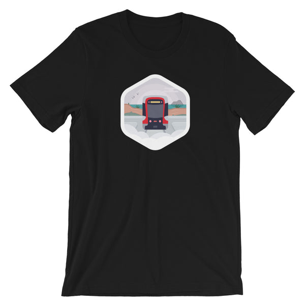 Ocean Beach Muni Hexagon Shirt