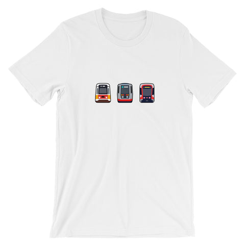 Muni Metro Evolution Shirt