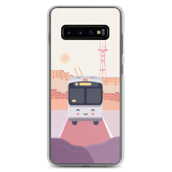 Happy Bus Samsung Phone Case