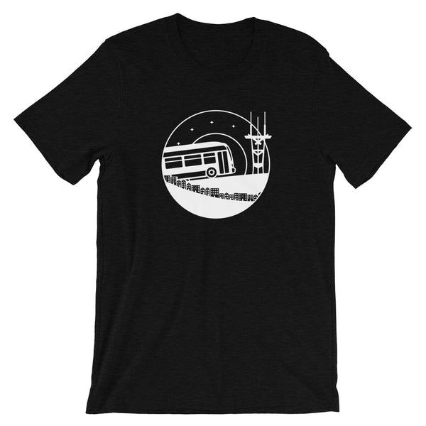 Bus & Sutro Tower Shirt