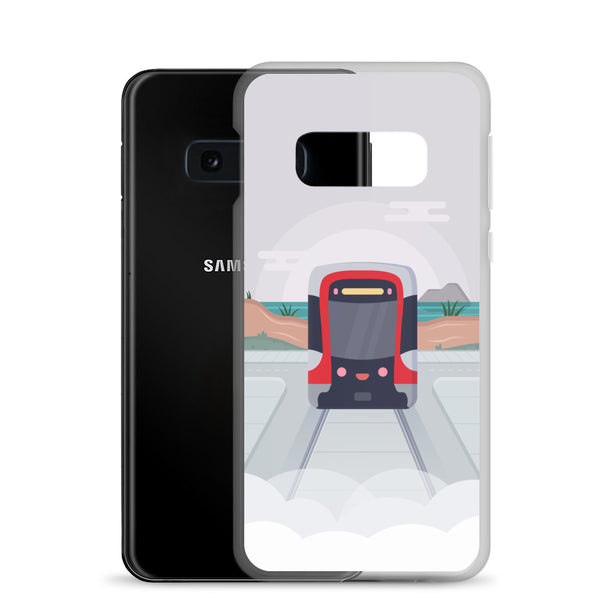 Ocean Beach Muni Samsung Phone Case