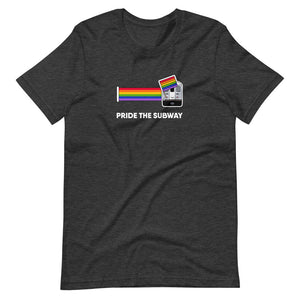 Pride the Subway Shirt – Unisex