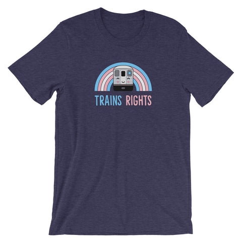 Train's Rights Shirt – New York Subway – Unisex Fit