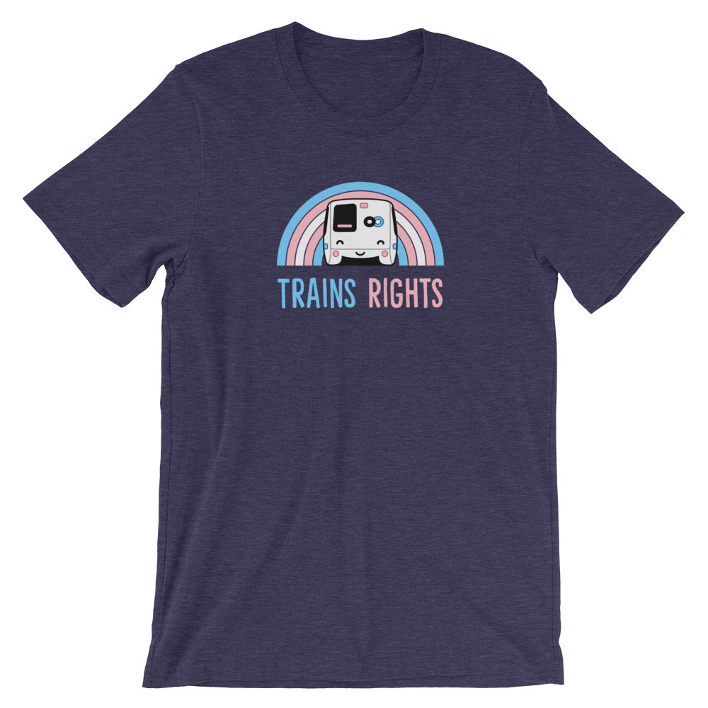 Train's Rights Shirt – BART – Unisex Fit