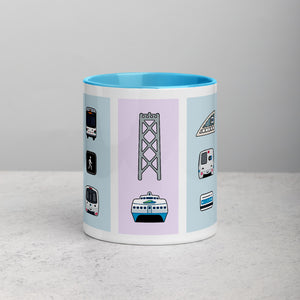 East Bay Transit Mug