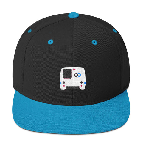 BART Snapback Hat – High Profile