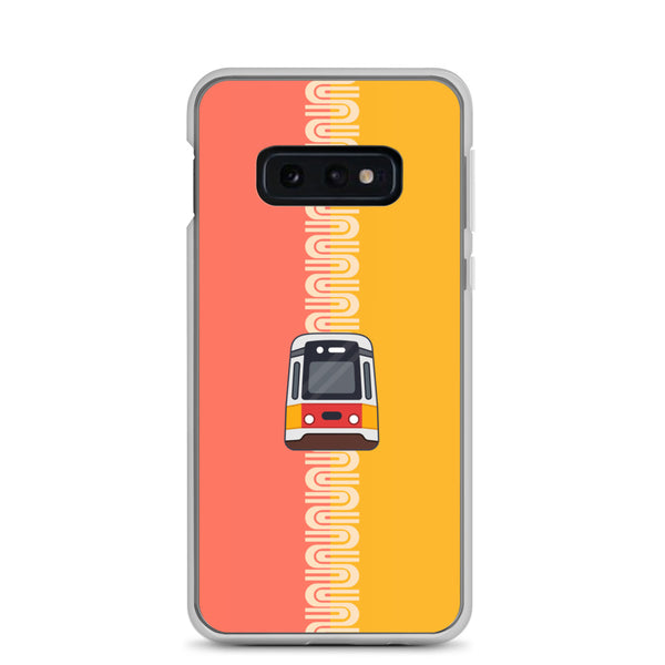 Retro Muni Samsung Phone Case