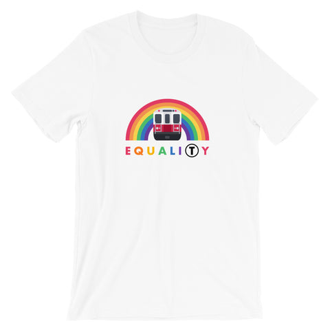 Equali(T)y Shirt: MBTA – Unisex Fit