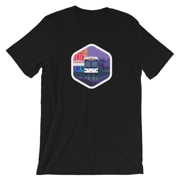 AC Transit Bus Hexagon Shirt