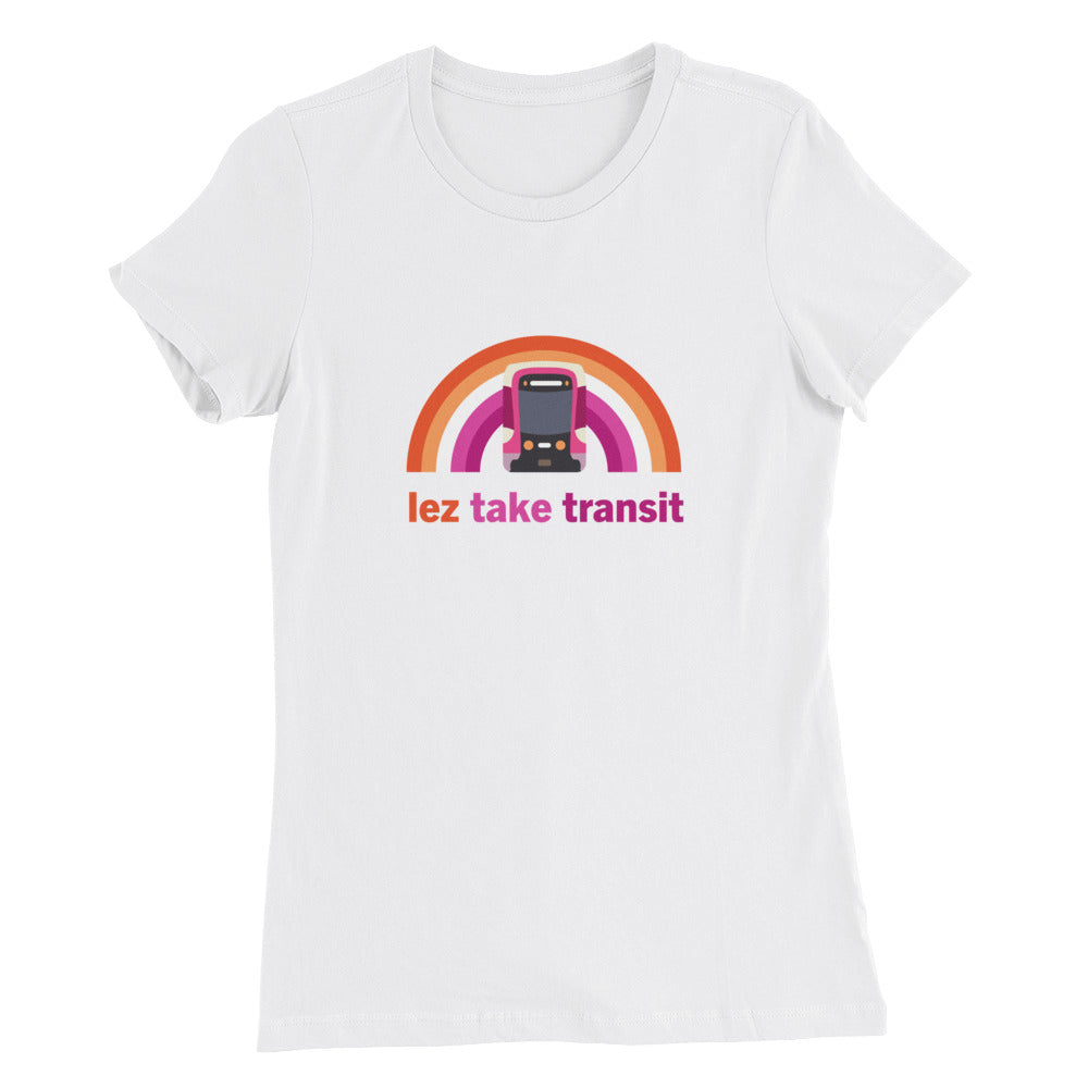 Lez' Take Transit: Muni Metro – Women's Fit