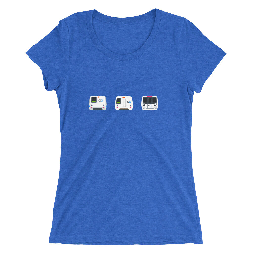 BART Car Shirt – Women's