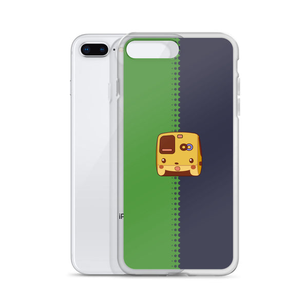 Surprised Pikachu BART iPhone Case