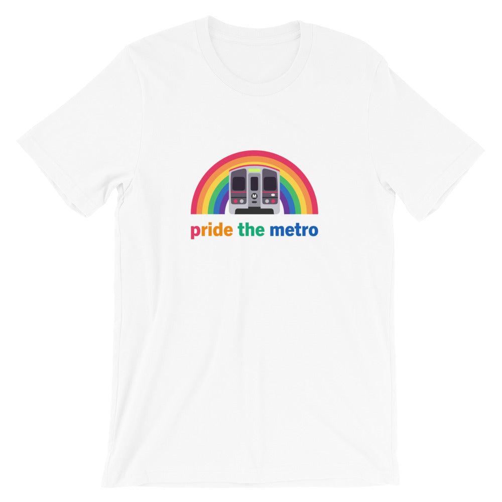 Pride the Metro: L.A. Red Line – Unisex Fit