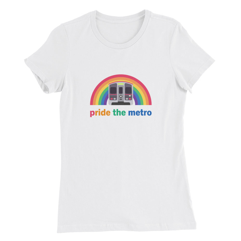 Pride the Metro: L.A. Red Line – Women's Fit