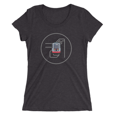 Muni Metro 2019 Map Shirt – Women's