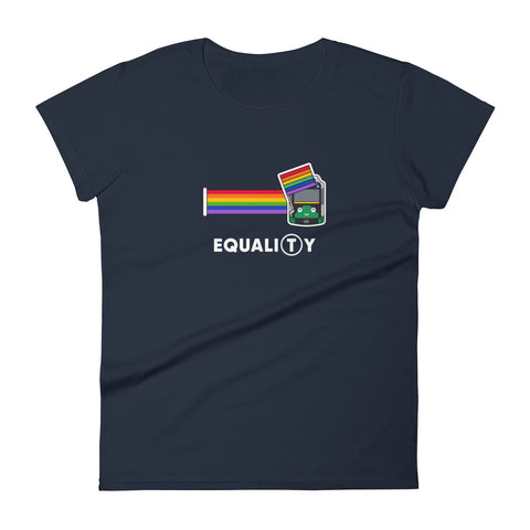 Equali(T)y Shirt: Women's