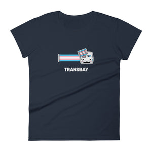 Transbay Shirt: BART – Women's